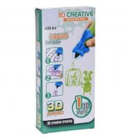 3D ручка Creative Drawing Pen (Зеленая)
