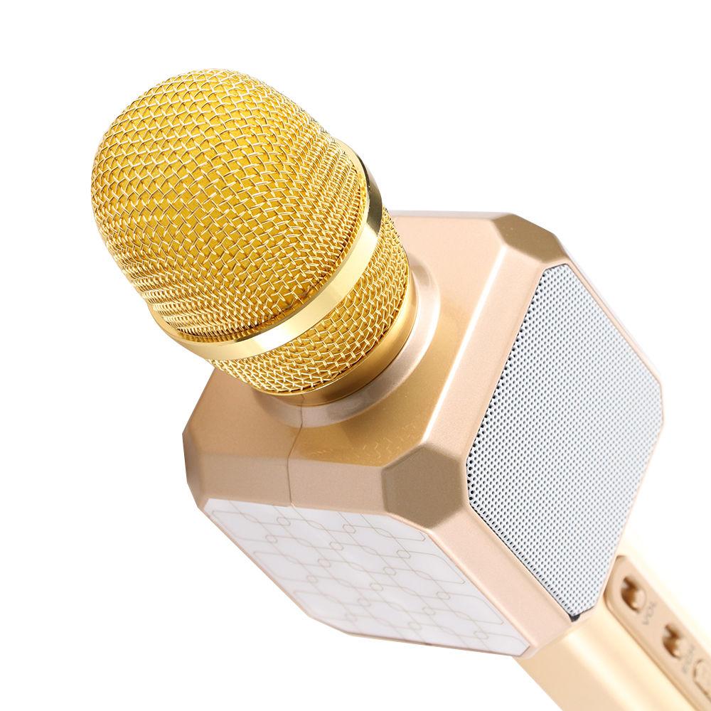 микрофон с колонкой беспроводной