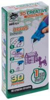 3D ручка Creative Drawing Pen (Фиолетовая)