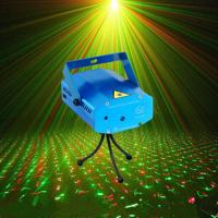 Лазерный проектор Mini Laser Stage Lighting 2