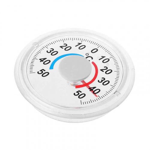 Купить Термометр уличный оконный биметалл (круглый)